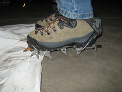 Rock Climbing Photo: Size 37 1/2