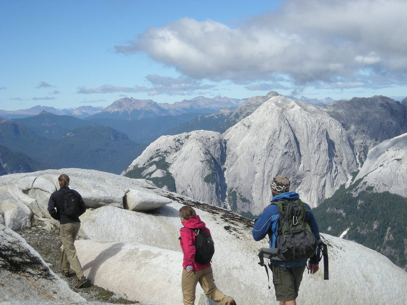 Rock Climbing Photo: Chile