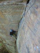 Rock Climbing Photo: Cheaper Than A Movie