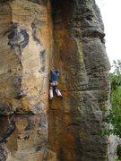 Rock Climbing Photo: Vector Trouble