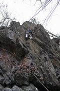 Rock Climbing Photo: Prince Phil (5.9-, sport)