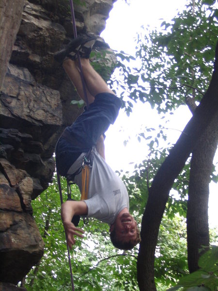 Rock Climbing Photo: Iron Gate, VA