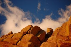 Rock Climbing Photo: The reward for hiking out of Granite Mountain in t...