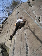 Rock Climbing Photo: Top roping at Taylors Falls, Minnesota