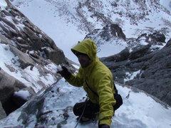 Scott Matz at the top of P3.