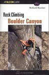 Rock Climbing Photo: Boulder Canyon Guidebook (Rossiter, 1999)