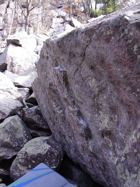 Rock Climbing Photo: Fresh Air.