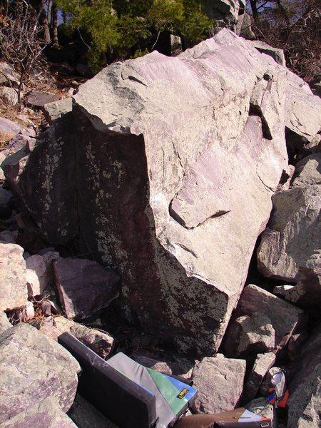 Rock Climbing Photo: Bird Beak
