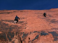 Rock Climbing Photo: Ultraman Wall
