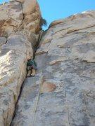 Rock Climbing Photo: J Tree fun stuff