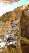 Rock Climbing Photo: Toker