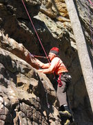 Rock Climbing Photo: Fred Beckey on Send Me On My Way