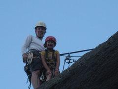 Rock Climbing Photo: Fun near Mt. Rushmore