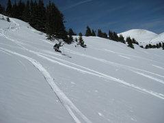 Rock Climbing Photo: Ski