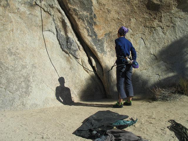 Rock Climbing Photo: Eff Eight