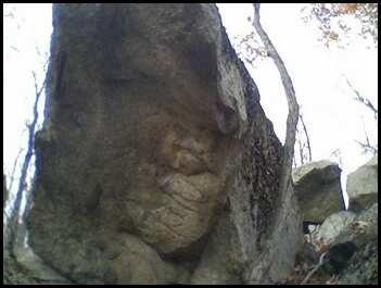 Rock Climbing Photo: Black Pearl Boulder.