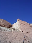Rock Climbing Photo: Pitch 5.. photo Pat Moe