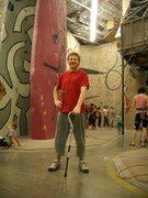 Rock Climbing Photo: Marty Karabin - cane