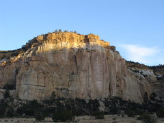 "Rock Climbing Photo: ""1096"" -one of the areas 5.11s follows t..."