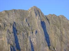 Rock Climbing Photo: El Potrero Chico.