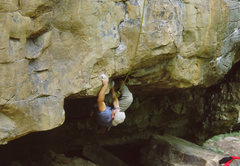 Rock Climbing Photo: Horseshoe Canyon Ranch Arkansas.