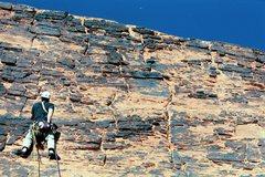 Rock Climbing Photo: Red Rocks 2002.