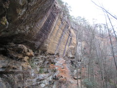 "Rock Climbing Photo: The Remarkable ""Gold Coast"""