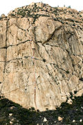 Rock Climbing Photo: South Buttress of Corte Madera