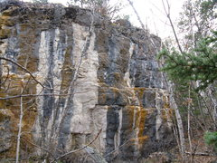 Rock Climbing Photo: Elk Creek