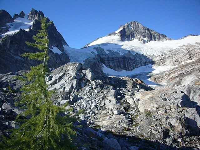 Primus from Borealis Glacier