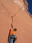 Rock Climbing Photo: Capitol Reef