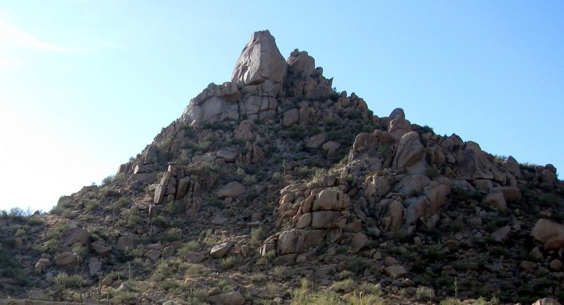 Pinnacle Peak<br>