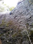 Rock Climbing Photo: Assorted Climbing at Rumney in September.