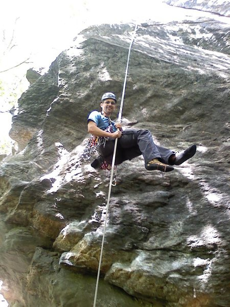 Assorted Climbing at Rumney in September.