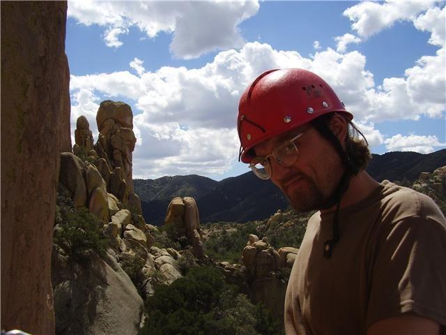Rockclimbing.... serious business.