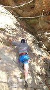 Rock Climbing Photo: A-Beano