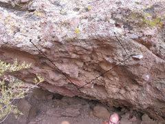 Rock Climbing Photo: 1. Zig Zag 2. Muzzle of Bees