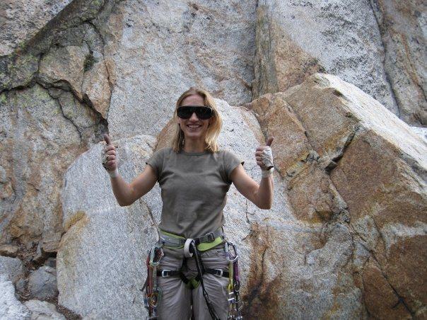 Yosemite booty shades.