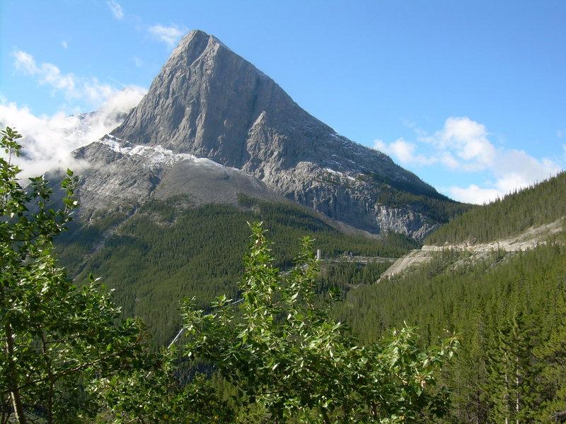 Chinaman's Peak, Canmore Alberta