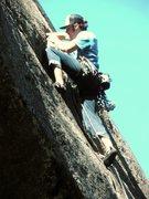 Rock Climbing Photo: Jason Lee Dury