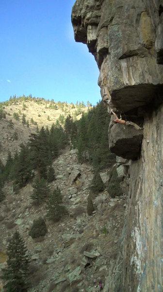 Rock Climbing Photo: the ds proj
