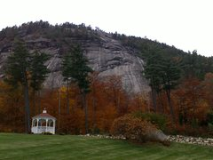 Rock Climbing Photo: Assorted Cathedral and Whitehorse Oct 31 Weekend
