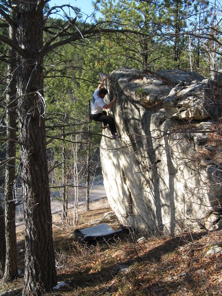 Rock Climbing Photo: vc