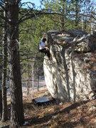 Rock Climbing Photo: vc
