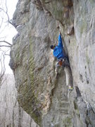 Rock Climbing Photo: John K. on Red Recollection  photo by: Paul Campbe...