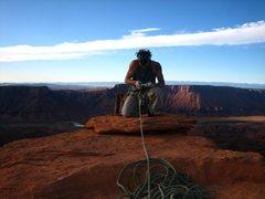 Rock Climbing Photo: O-M-G, I A-M A-T T-H-E S-U-M-M-I-T O-F A  T-O-W-E-...