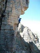 Rock Climbing Photo: The fun stuff