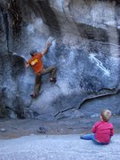 Rock Climbing Photo: No send, but fun way to kill an afternoon with the...