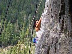 Rock Climbing Photo: Shadowlands