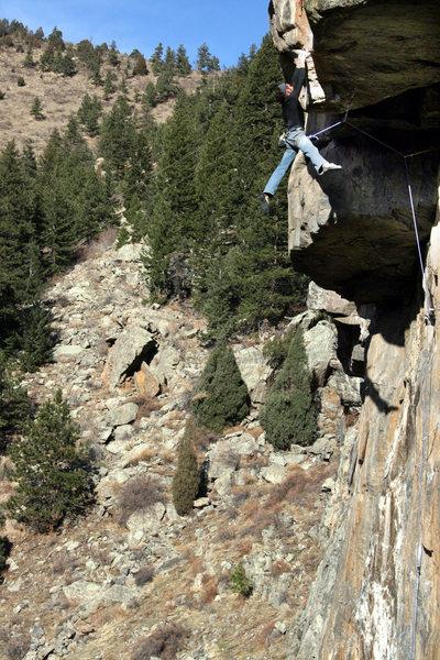 Rock Climbing Photo: hmmmmmm